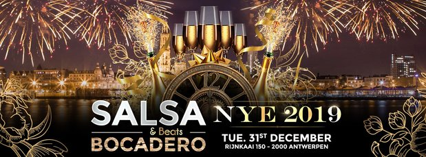 Nachtleven Salsa & Beats Bocadero  New Year s Eve  Party + biggest afterparty