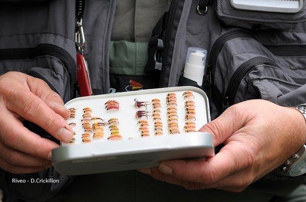 Stages,cours Initiation à pêche à mouche