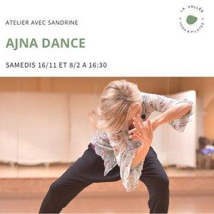 Stages,cours Ajna dance (librement inspiré Nia dance)
