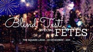 Soirées Blind Test spécial Noël ambiance fêtes fin d année