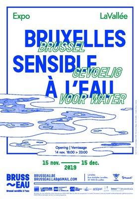 Expositions Exposition  Bruxelles sensible à l eau