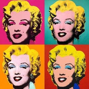 Stages,cours Ranc Art la manière d Andy Warhol