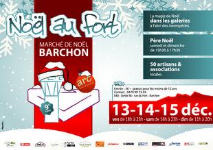 Marchés de Noël Marché Noël fort Barchon