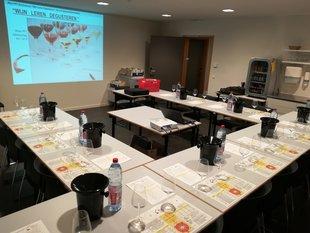 Workshops Wijncursus  wijn Leren Degusteren  , reeks 03/20