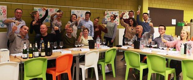 Workshops  Tour France  : Overzicht de Franse wijnstreken