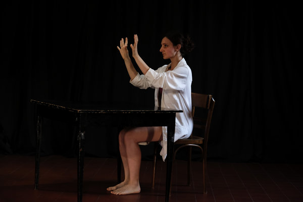 Stages,cours Week-end intensif  monologues dialogues  avec Phil Kaiser