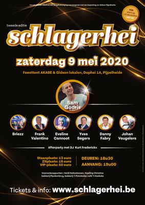 Concerten Schlagerfestival Schlagerhei