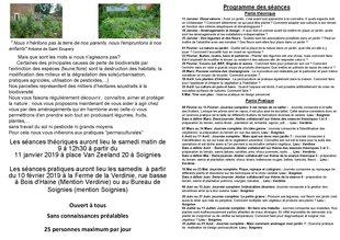Stages,cours Un monde fascinant : Celui jardinage écologie : Permaculture
