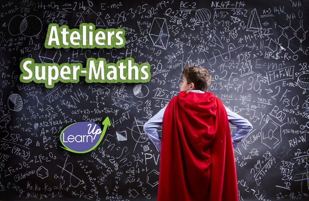 Stages,cours Ateliers Super-Maths