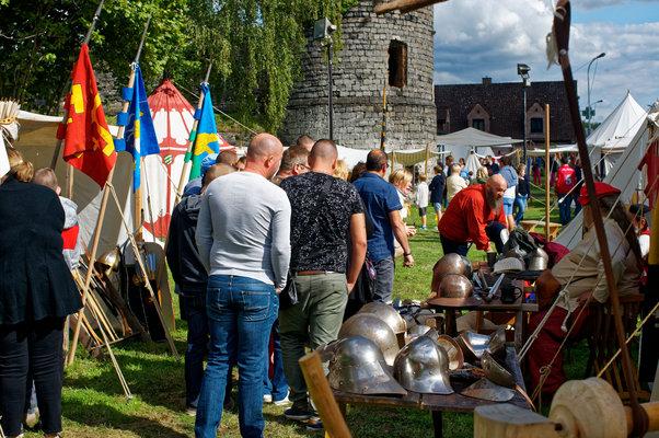 Loisirs Fête médiévale Vaulx