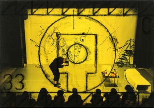 Expositions Exposition  Representing Work  l artiste américain Matt Mullican