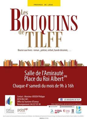 Ontspanning Tilff's boeken
