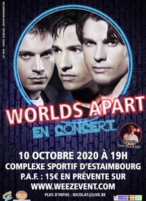 Concerts Concert Worlds Apart