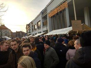 Ontspanning Kerstmarkt Westerlo