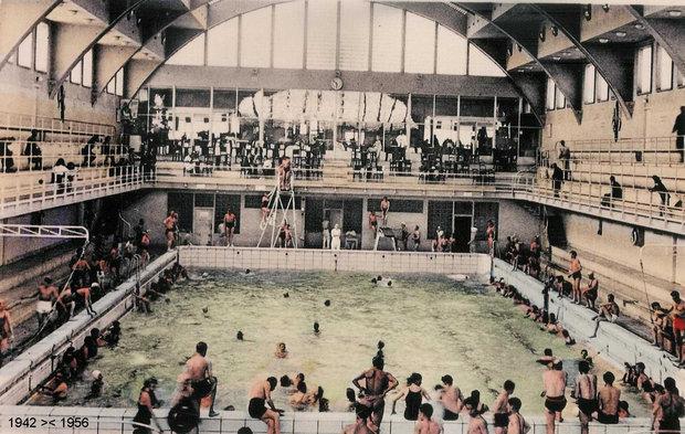 Loisirs Tous bain ! Plongée historique dans piscines liégeoises