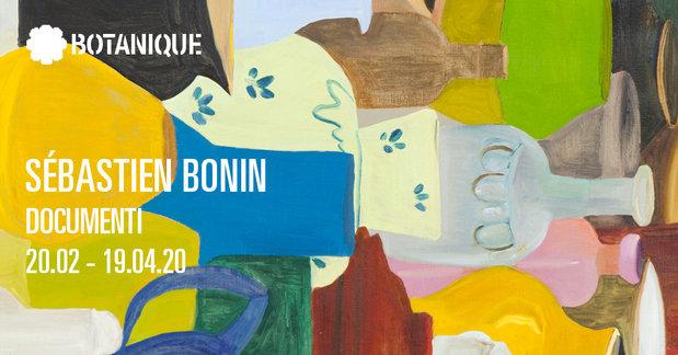 "Sébastien Bonin - ""Documenti"""