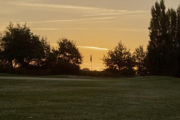 Ontspanning Gratis Golfkennismakingsmoment
