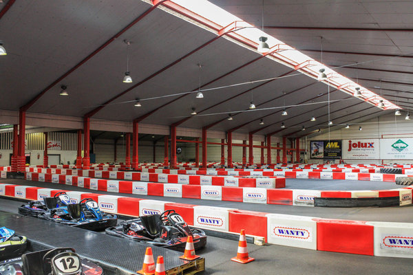 Loisirs Brussels South Karting