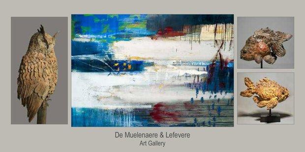 Tentoonstellingen Pierre Debatty - Marie Thys - Pieter Vanden Daele
