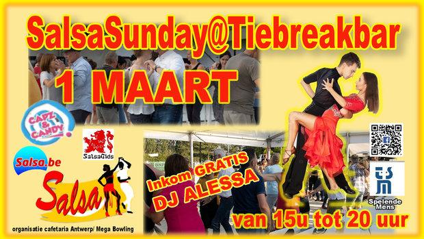 Salsa Sunday TieBreak Bar