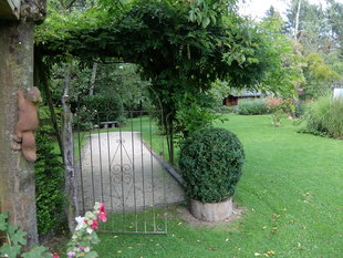 Loisirs Visite d un jardin privé