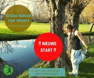 Workshops Outdoor Workout Voor Vrouwen