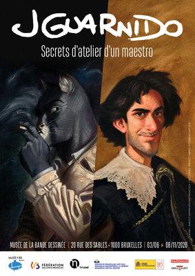 Expositions Exposition - Juanjo Guarnido, Secrets d atelier d un maestro