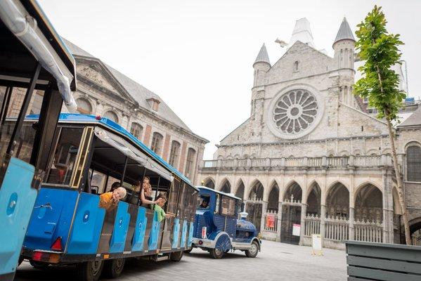 Loisirs Petit train touristique