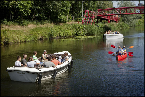 Ontspanning Huur comfortabele boot Lokeren vaar zelf de Durme