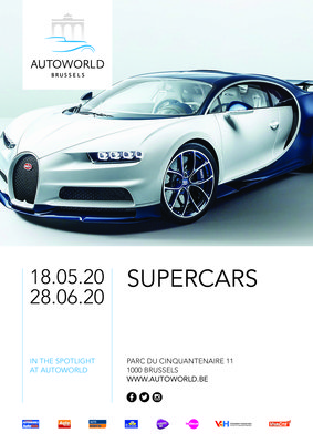 Expositions 20 Super & Hypercars the Spotlight