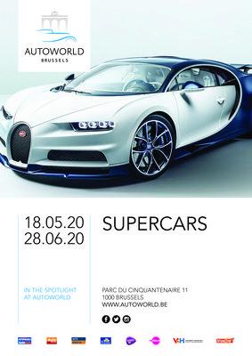 Tentoonstellingen 20 Super & Hypercars the Spotlight