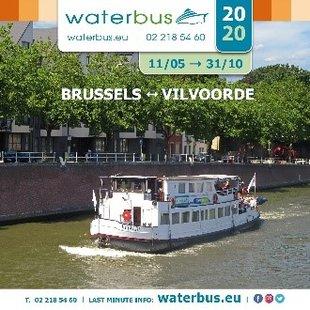 Ontspanning Bereik bestemming veilig de Waterbus