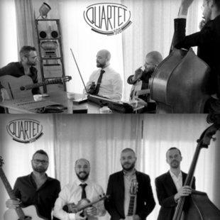 Concerts Djangofolllies: Concert  Quartet 508