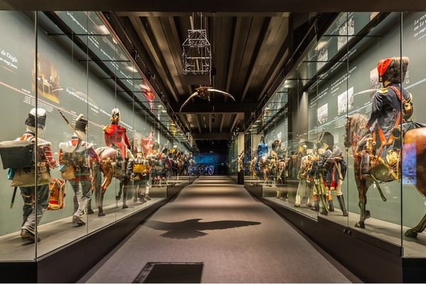 Expositions Visite Mémorial la Bataille Waterloo 1815