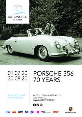 Expositions 70 Years - Porsche 356