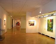 Expositions Musée d art contemporain - Allende Hall