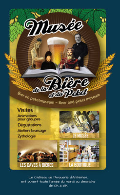 Expositions Musée la Bière du Pékêt