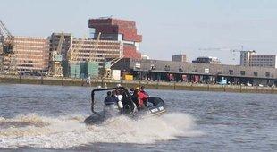Ontspanning  boottochten Antwerpen