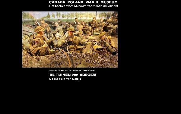 Tentoonstellingen Canada Poland Museum