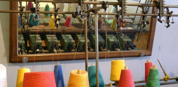Tentoonstellingen Museum over Industrie, Arbeid Textiel
