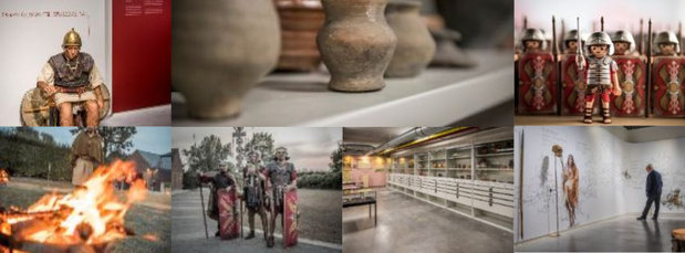 Tentoonstellingen Archeocentrum Velzeke