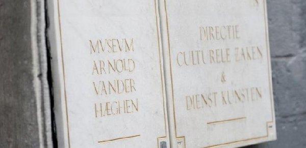 Tentoonstellingen Museum Arnold Vander Haeghen