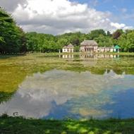 Ontspanning Provinciaal Groendomein Rivierenhof