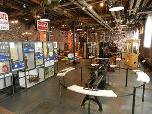 Expositions Exposition permanente Musée bruxellois industries du travail