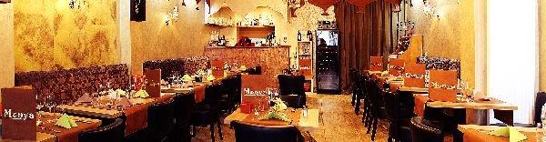 Soirées Restaurant Monya