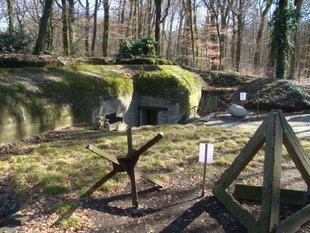 Tentoonstellingen Bunker Museum Antwerpen