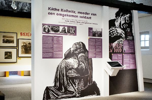 Tentoonstellingen Käthe Kollwitz Museum