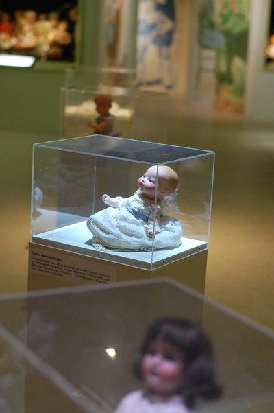 Tentoonstellingen Speelgoedmuseum