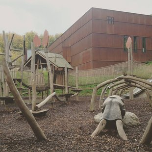 Loisirs Préhistomuseum, parc d aventures la Préhistoire