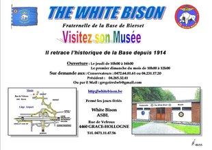 Expositions Musée la base militaire Bierset